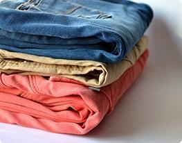 джинсы в секонд хенде